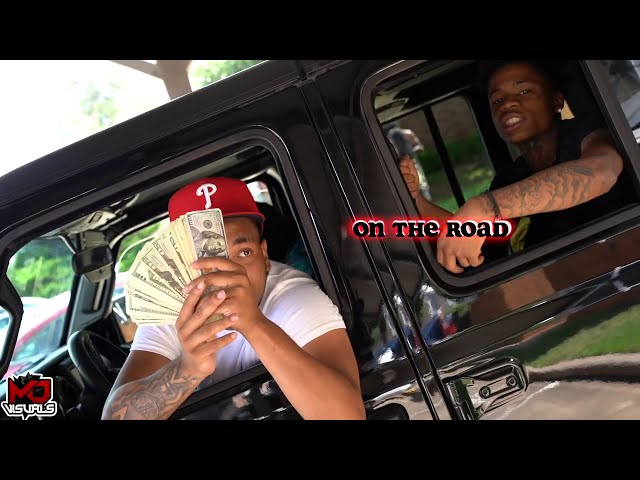 Ysn Bario & Kenny B - On The Road (Official Video) Dir @Mo Visuals