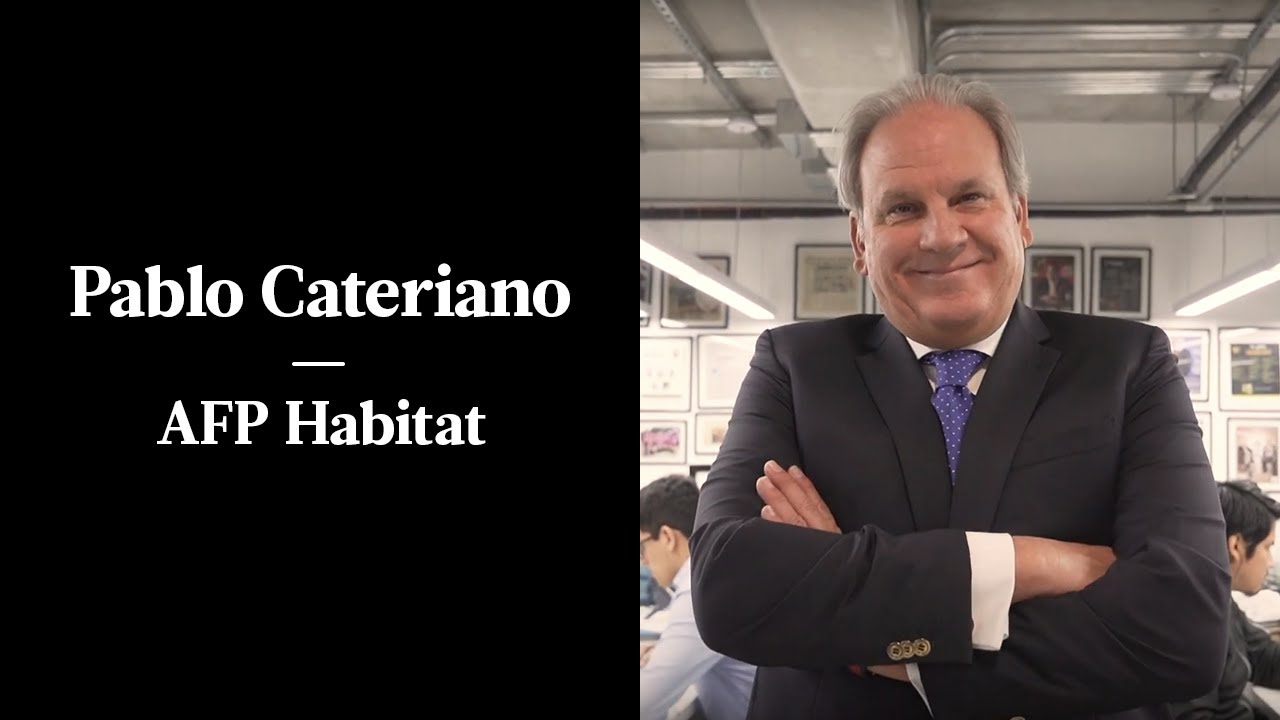 PABLO CATERIANO - AFP HABITAT