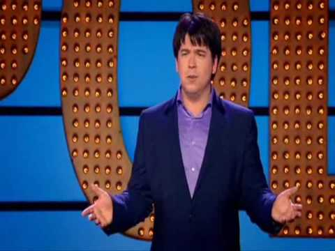 Michael McIntyre Live At The Apollo Part 2