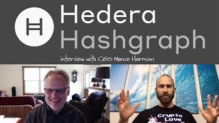 What is Hedera Hashgraph? CEO Interview with Mance Harmon