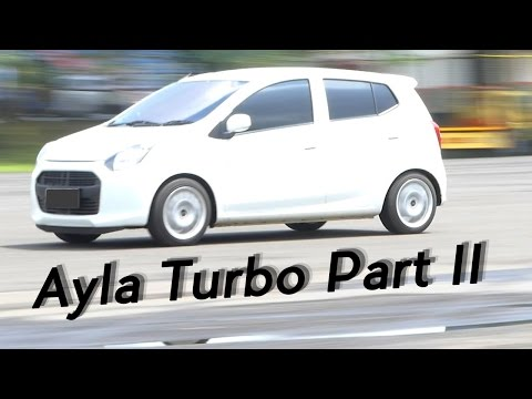 Ayla Turbo vs. 1.2 Ayla Facelift