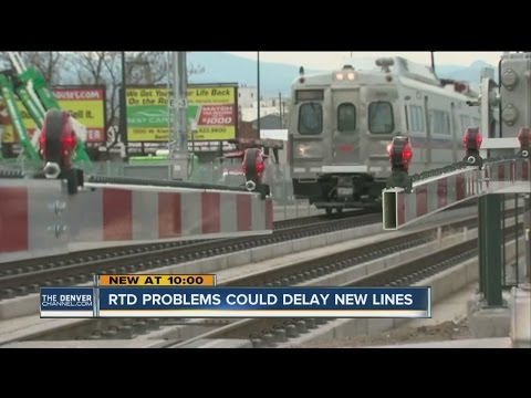 RTD says the G line to Arvada is on hold until A line issues are fixed