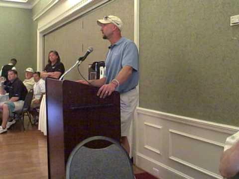 Ricky Proehl at Locke Tournament