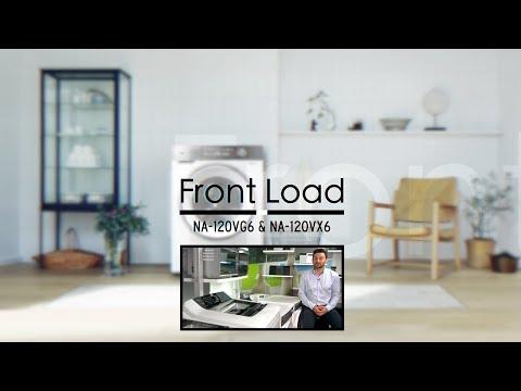 Panasonic Front Load Washing Machines | Product Guru