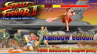 [TAS] - Street Fighter 2 : Rainbow Edition (Arcade/cps)