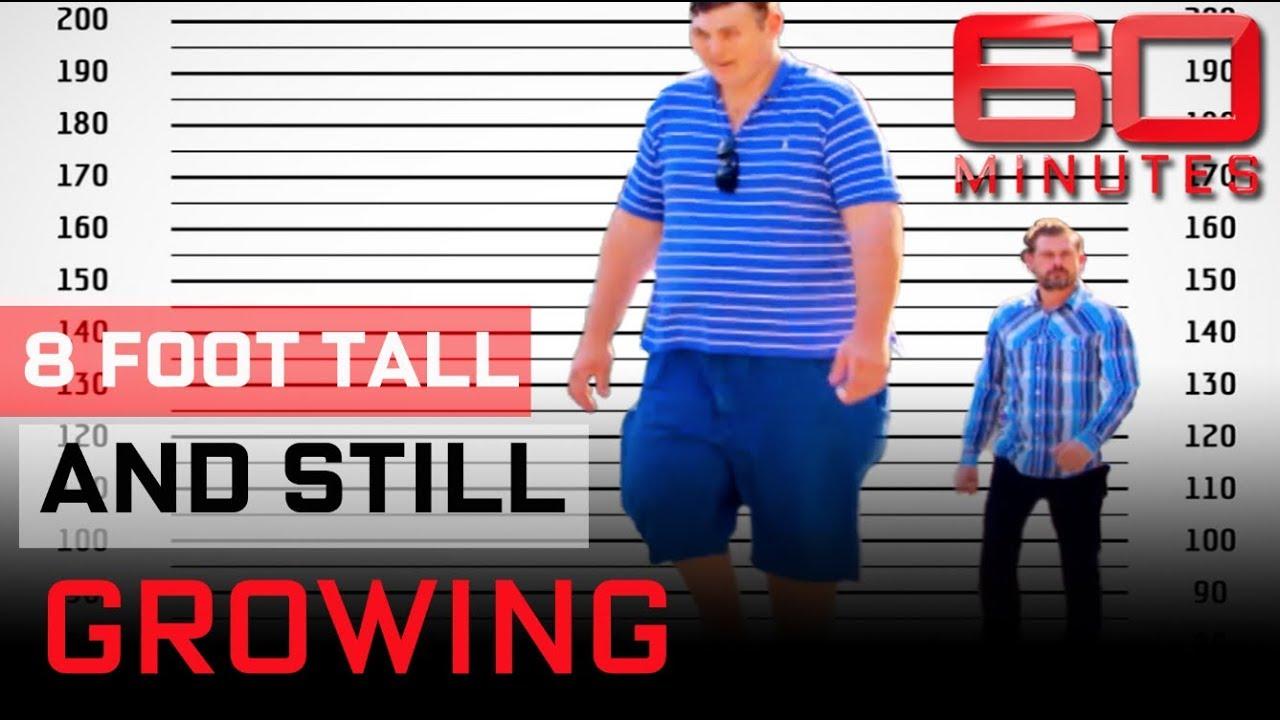 meet the tallest man