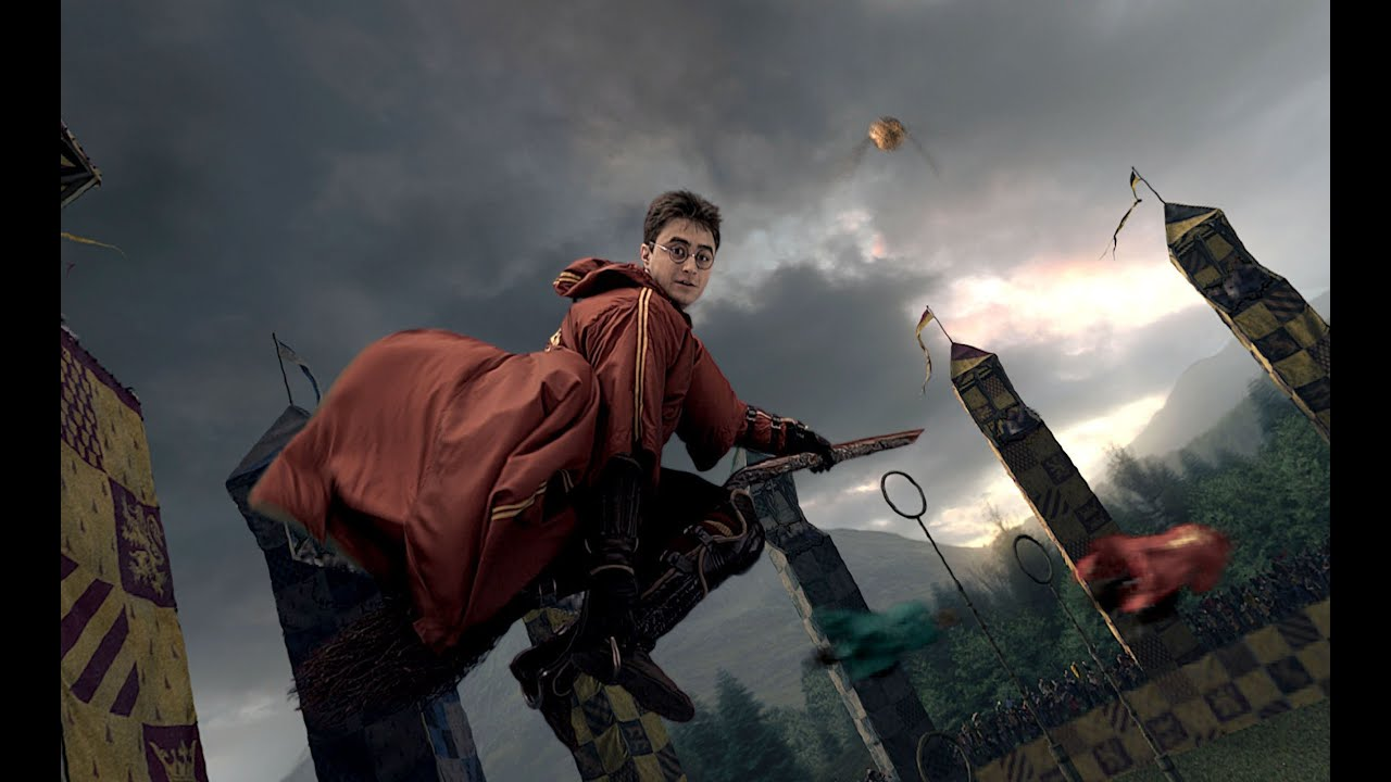 Harry Potter The Forbidden Journey Pov Hd 2015 On Ride