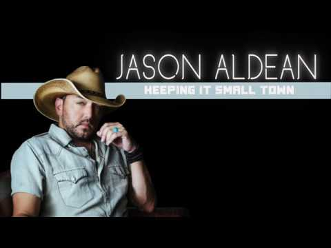 Jason Aldean - Keeping It Small Down (lyrics)