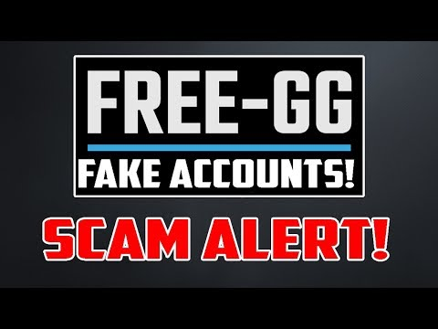 Free GG Exposed! | Accounts Are Fake!