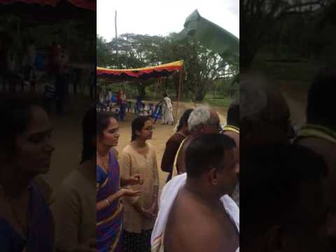 Aradhana mahotsava of sri venkatachala gurumaharaj sakharayapatna