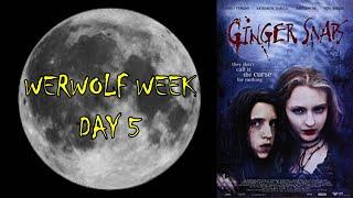 Werewolf Week Day 5: Ginger Snaps (2000) 🐺