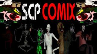 SCP COMIX MOD