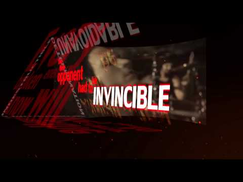 Disturbed - Indestructible (Kinetic Typography Lyrics Video) [HD]