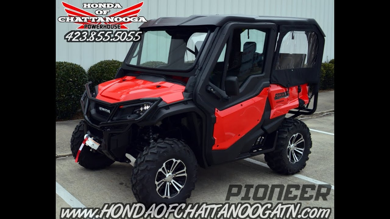 honda pioneer 1000 5 deluxe 29 tires 9 000 in. Black Bedroom Furniture Sets. Home Design Ideas