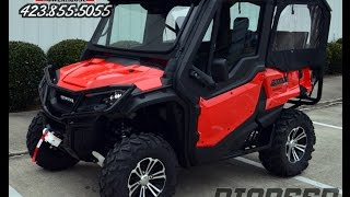 Honda Pioneer 1000-5 Deluxe 29