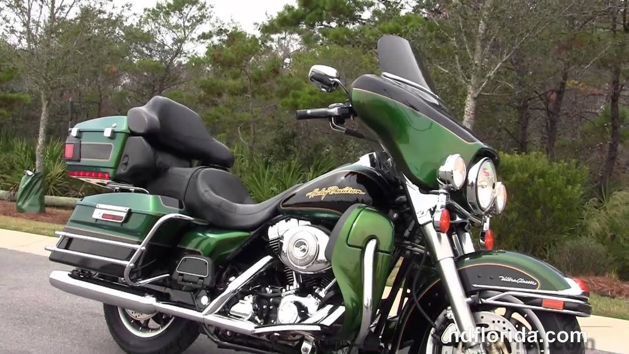 Harley Davidson Dragonfly Green Motorcycles For Sale