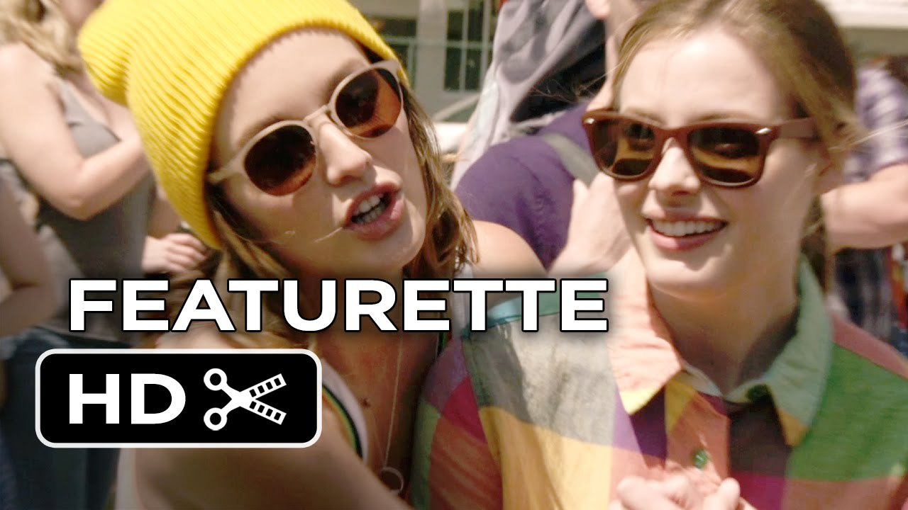Life Partners Featurette Two Best Friends 2014 Leighton