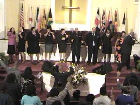 Our Father You are Holy - Ivan Powell and Garment of Praise