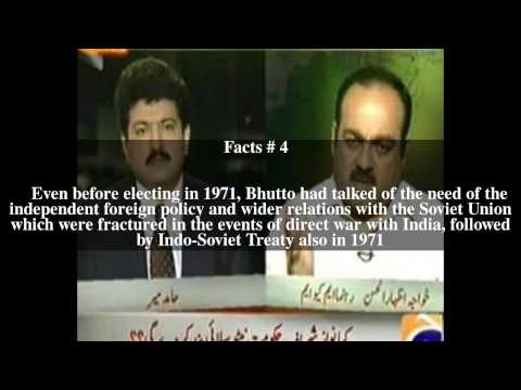 1972 Bhutto visit to Soviet Union Top # 6 Facts