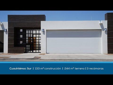 Cuauhtémoc Sur - Casa en venta - Mexicali B.C. - Video Tour 360