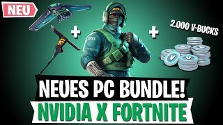 NEW PC Skin Bundle | NVIDIA X Fortnite | Fortnite Battle Royale
