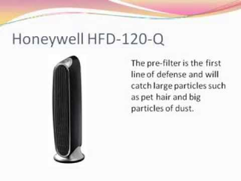 Honeywell HFD-120-Q Tower Air Purifier Review