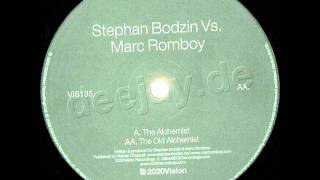 Download Stephan Bodzin vs Marc Romboy - The Alchemist MP3 song and Music Video