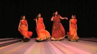 Sharon Group Tamil Megham Dance