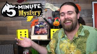 5 Minute Mystery - Board Game Review