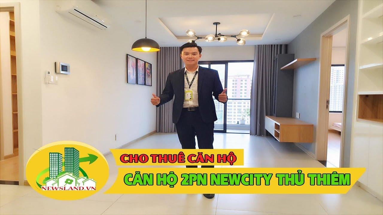 Cho Thuê Căn Hộ Sân Vườn 2 Phòng Ngủ 75m2 Full Nội Thất, NEWCITY THỦ THIÊM