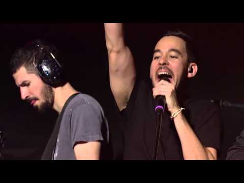 Linkin Park - Burn It Down (Music For Relief 2014) HD