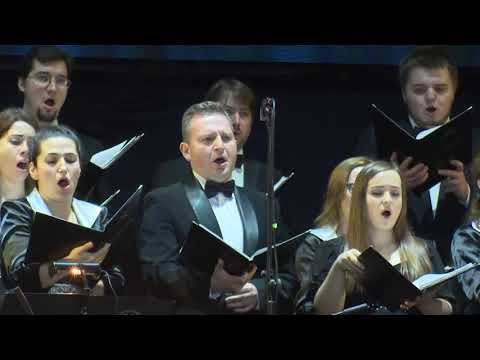 Песня «О ранении» в исполнении Академического Большого хора «Мастера хорового пения»