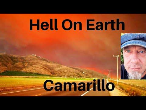 Camarillo Fire 11/8/2018