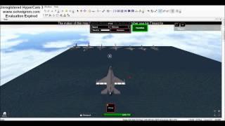 Roblox F-16 Scripting