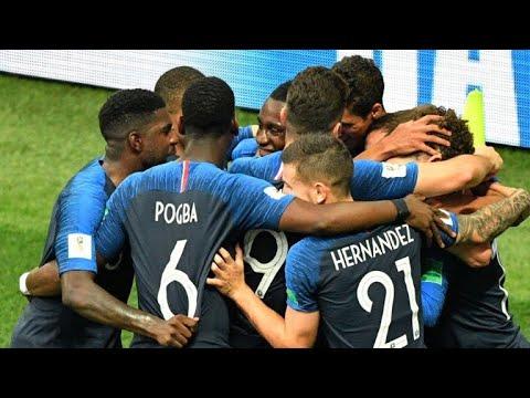 مونديال 2018: فرنسا تسحق كرواتيا وتحرز اللقب الثاني في تاريخها