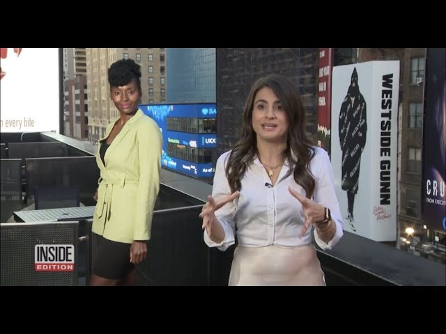 As Seen on { Inside Edition} Back to the Office Style