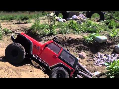 EXTREME RC 4X4 1.9 Pitbull Growler Tire Review