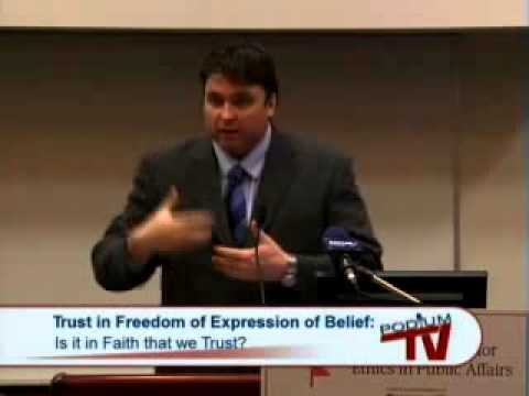 CCEPA: Trust in Freedom to Express Belief