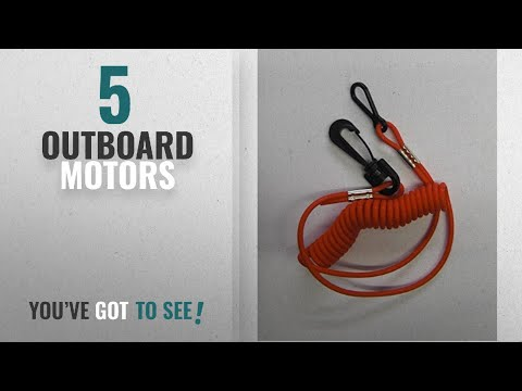 Top 10 Outboard Motors [2018]: Mercury-Mariner Kill Switch Lanyard only