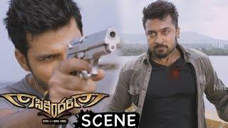 Amar With Manoj Bajpayee Ends Vidyut Jamwal - Emotional Scene - Latest Telugu Movie Scenes