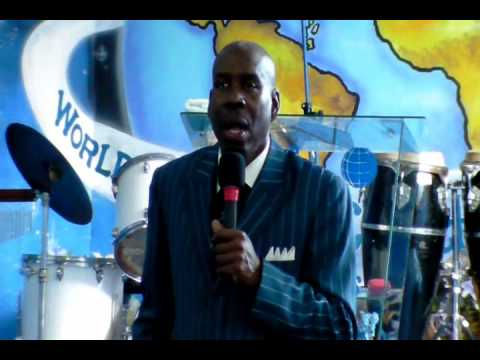 Pastor Carl Meade: Prepare to Stand