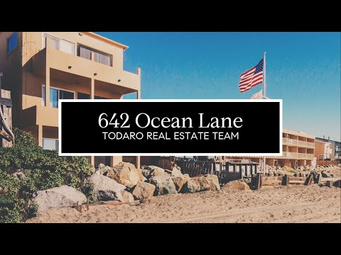 SOLD: 642 Ocean Lane Imperial Beach, CA 91932 - $6,250,000