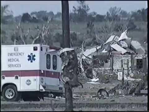 JARRELL, TX - FORCE OF FURY: TORNADO TV SPECIAL 1997