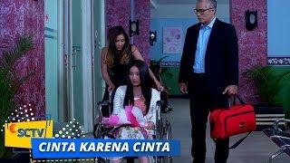 Dengan Berat Hati, Jenar Buang Bunga Pemberian Mirza   Cinta Karena Cinta - Episode 16 dan 17