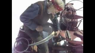 Alternative peening anvil