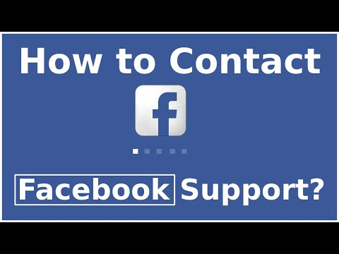 How To Contact Facebook Customer Service | Talk Directly With Facebook | Facebook Help Center | 2020