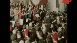 Sir Edward Heath Conducts Broadstairs Carols 17-12-72