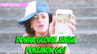 Doña Gloria juerga Pokemon!