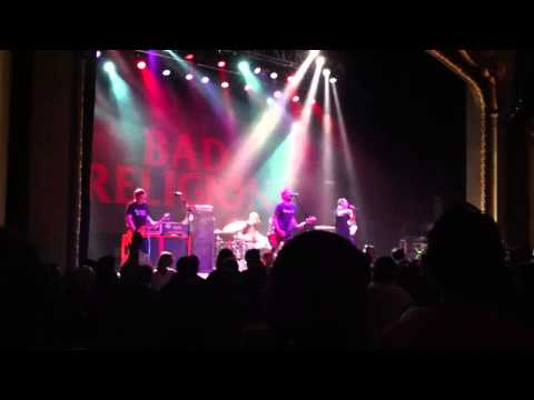 Bad Religion - Changing Tide - Live @ The State Theatre