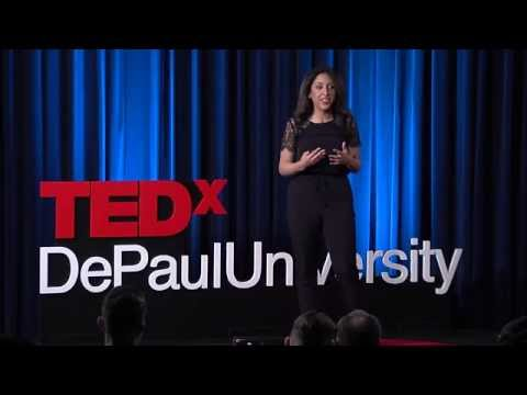 In Cities I'd Never Lived | Jacqueline Martinez | TEDxDePaulUniversity